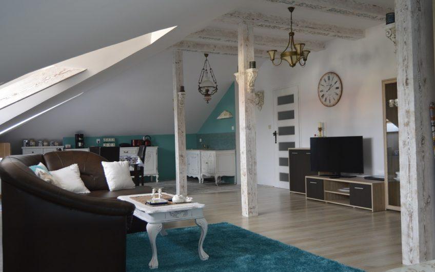 Apartament typu studio pod Opolem. Wysoki standard.