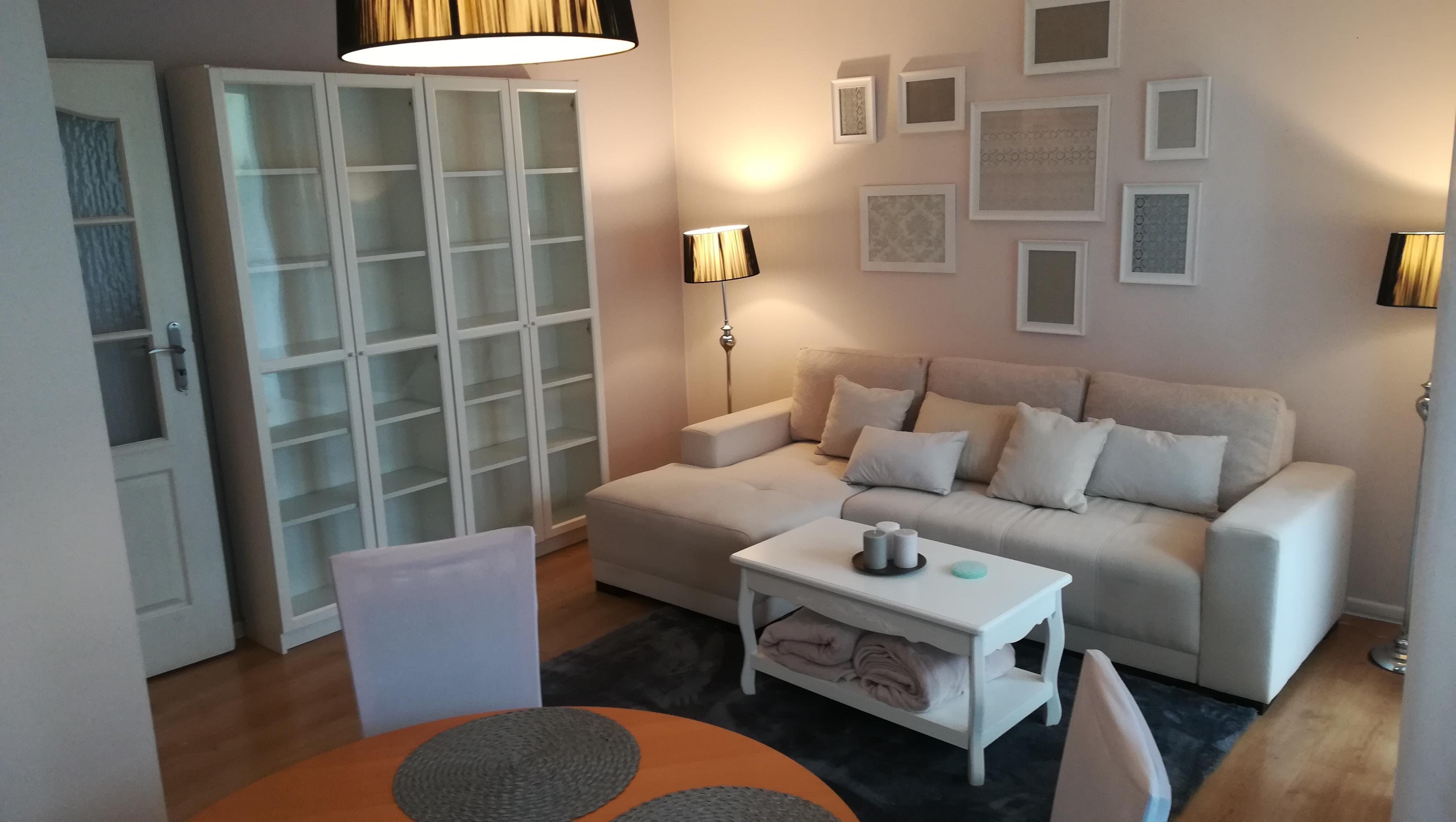 Piękne umeblowane 2 pokojowe mieszkanie z dużym balkonem, ul. Tarnopolska