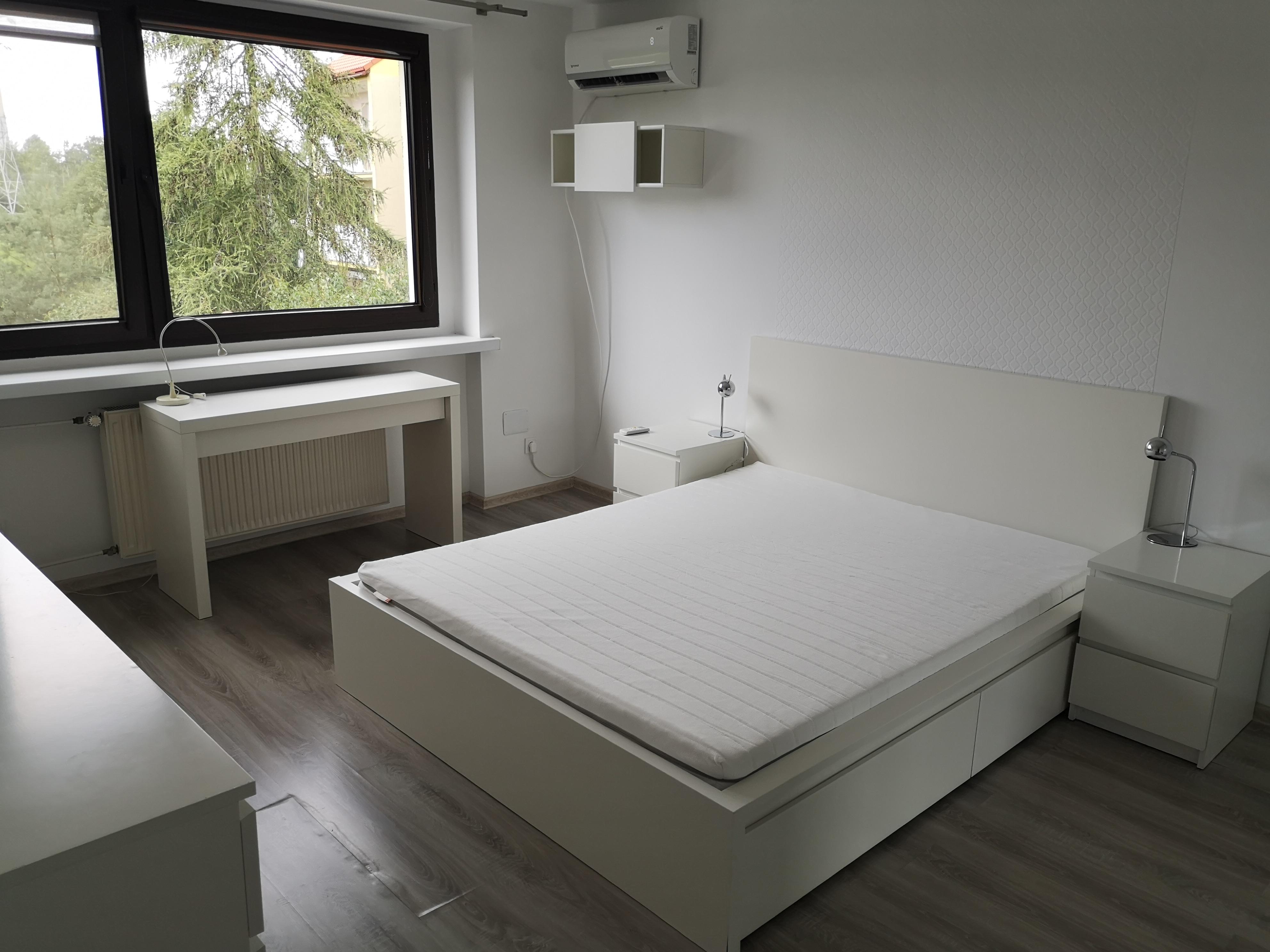 Mieszkanie z balkonem i ogrodem. Wolne od 1 czerwca.